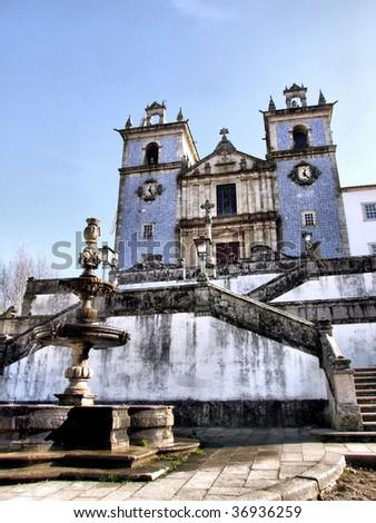 Santa Maria da Feira church