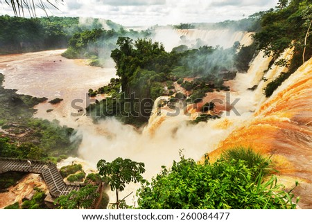 Shutterstock Iguassu Falls