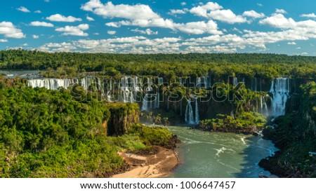 Iguazu Falls, Brazil #1006647457