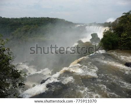 Iguazu Falls power #775911070
