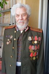 II World War veteran