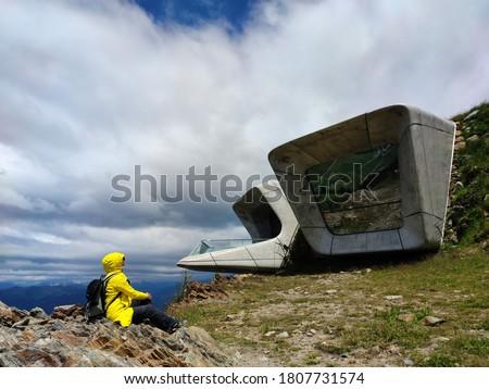 Il Messner Mountain Museum Dolomites, Kronplatz