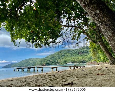 Ilha Grande, Rio de Janeiro, Brazil. Foto stock ©