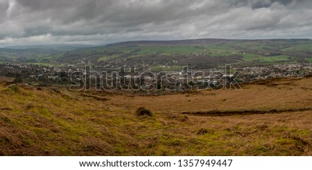 Ilkley Moor is part of Rombalds Moor, the moorland between Ilkley and Keighley in West Yorkshire the moor is well known as the inspiration for the Yorkshire