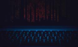 illuminated keyboard and  floating code