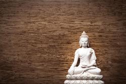 Illumination of Buddha - Peaceful mind