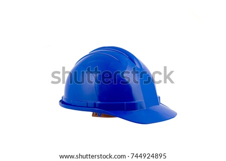 Illustrate vector construction cap, hardhat with christmas theme, in the middle of circle of fir-tree leafs