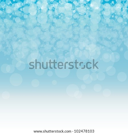 Illustration of abstract rain drop background - EPS VECTOR format also available in my portfolio.