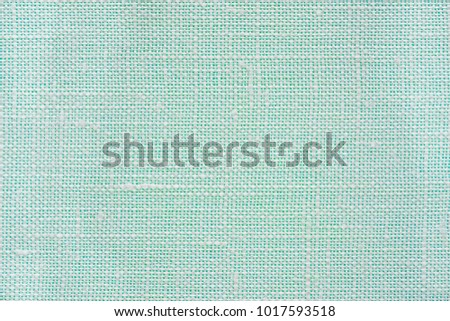 illustration of abstract texture of fabric or textile material of white green color for a background or for desktop wallpaper #1017593518