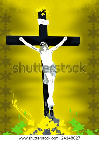 3d Wallpapers Of Jesus Christ. jesus christ on cross