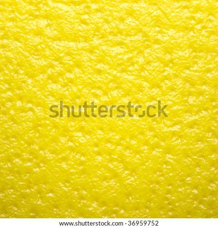 Illustration of lemon skin.