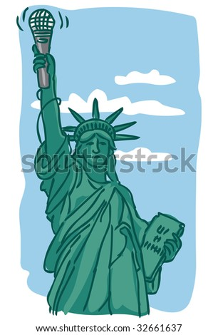 statue of liberty torch balcony. Statue+of+liberty+torch Full circle view of question what Does the jun memorial halls history theproduct name statue Repeated