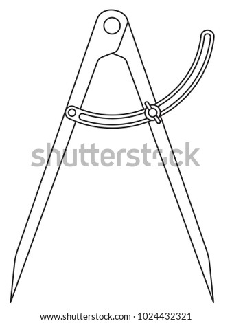Illustration of the joiner's divider tool icon