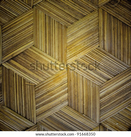 image background of bamboo texture