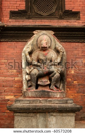 image Buddha - stock photo