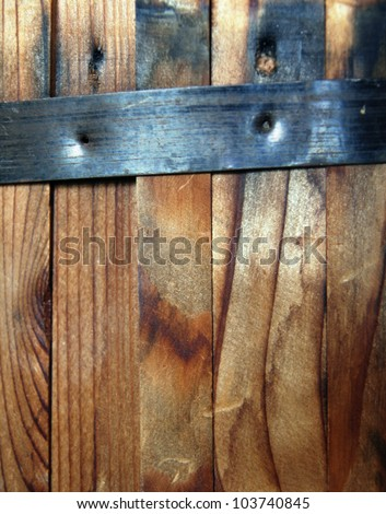 image from abstract design wood and metal texture background series