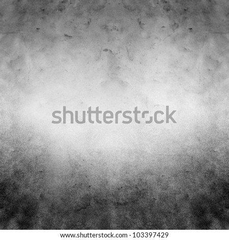 image from abstract texture background series (gray wall)