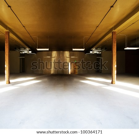 image from interiors background series - stock photo