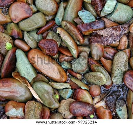 image from outdoor background series (rock and stone texture)