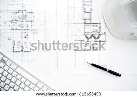 Free architectural background part of architectural project image of architecture blueprint background 613658453 malvernweather Gallery
