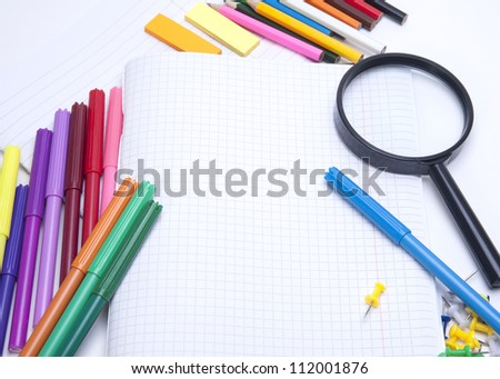 Image of back to school concept