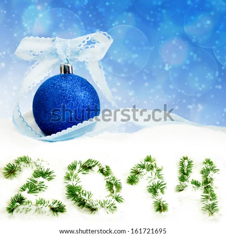 image of blue ball on a blue background