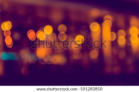 image of blurred bokeh...