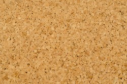 Image of brown cork texture background
