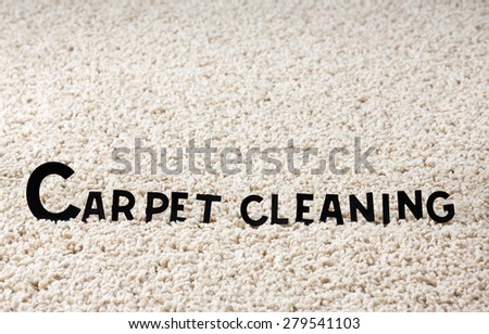 Image of carpet with title
