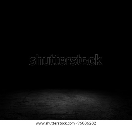 Image of dark concrete floor