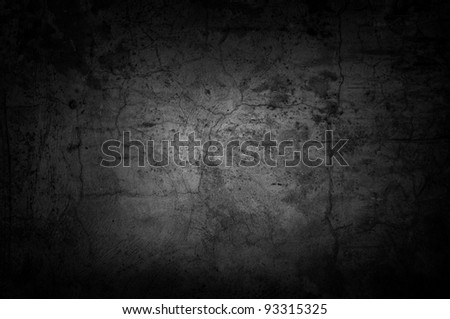 Image of dark concrete wall