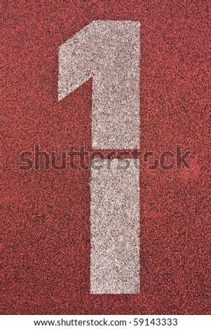 Image of running Track