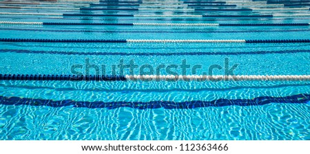 Image of swimming pool ...