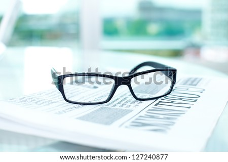 Image of the objects typical for business environment - Shutterstock ID 127240877