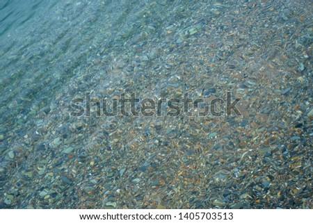 Image of the sea shore.