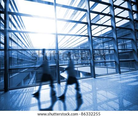 image of windows in morden office building #86332255