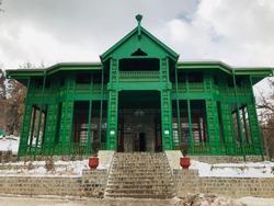 Image of Ziarat Residency / Quaid-e-Azam Residency Situated in Ziarat Balochistan Pakistan