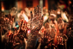 Images for henna design from kerala