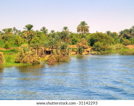 Images from Nile