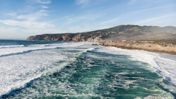Images of costal regions of Portugal