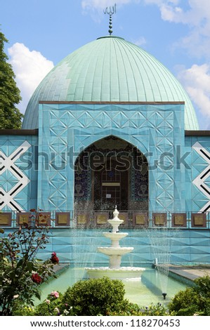 Imam Ali Mosque is one of the oldest mosques in Hamburg