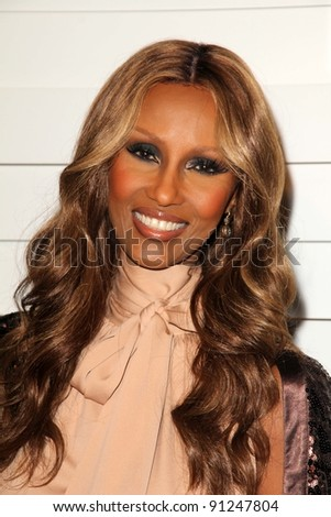 Iman at Rodeo Drive Walk Of Style Honoring Iman And Missoni, Rodeo Drive, Beverly Hills, CA 10-23-11