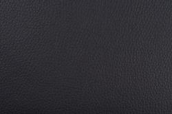imitation leather black close up macro