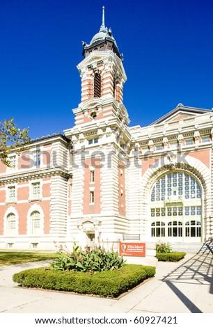 Immigration Museum, Ellis Island, New York City, USA