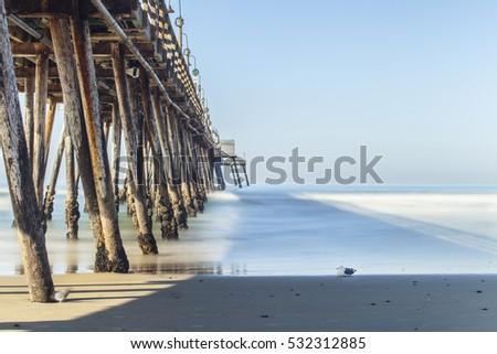 Imperial Beach,CA Pier