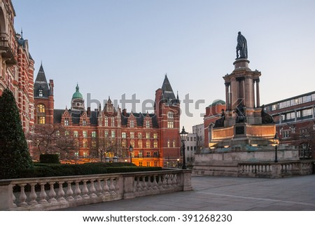 Imperial College in London #391268230
