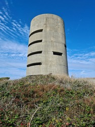 Imperial Observations Tower MP3, Guernsey Channel Islands,