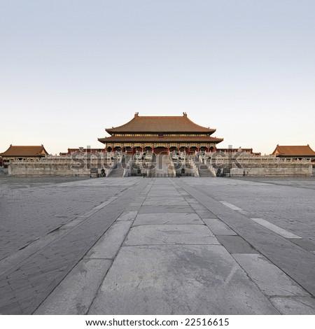 Imperial Palace, Gu-gong, Beijing, China