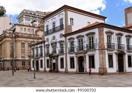 Imperial Palace in Rio de Janeiro