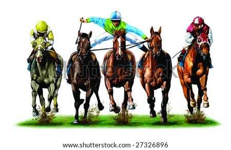 impossible horse race